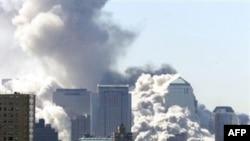 Нью-Йорк, 11 сентября 2001 года