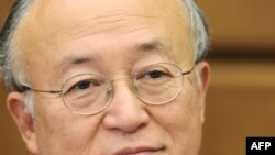 Yukiya Amano, the director-general-designate of the IAEA