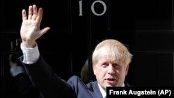Британскиот премиер Борис Џонсон