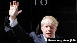 Kryeministri i Britanisë së Madhe, Boris Johnson