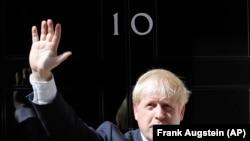 Министър-председателят на Великобритания Борис Джонсън