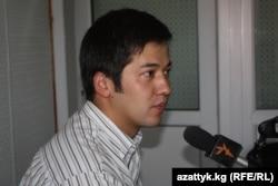 Жоомарт Сапарбаев