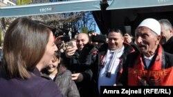 Predsjednica Kosova Atifete Jahjaga