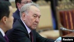 Бывший президент Казахстана Нурсултан Назарбаев.