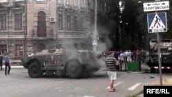 Ситуация в Мариуполе, июнь 2014