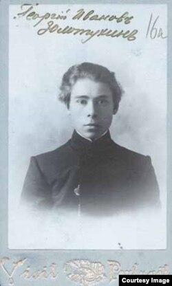 Георгий Золотухин (1886-?)