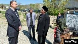 İ.Əliyev Qobustan rayonunda