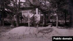 Могілкі ў Залесьсі, 1916 год