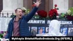 Фоторепортаж: одесити провели «Марш українського порядку» і молилися за загиблих 2 травня