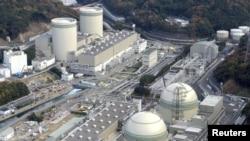 """Атомная электростанция """"Такахама"""" в префектуре Фукуи. Иллюстративное фото."""