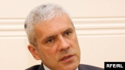 Preşedintele sîrb Boris Tadic