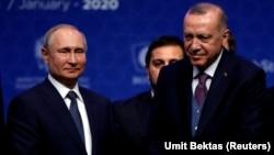 Путін та Ердоган мають зустрітися 5 березня