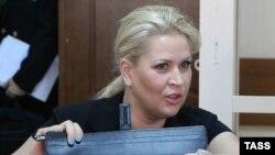 """Главная обвиняемая по делу """"Оборонсервиса"""" Евгения Васильева"""