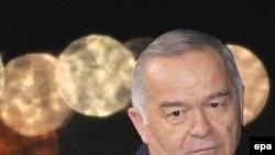 Ўзбекистон президенти Ислом Каримов