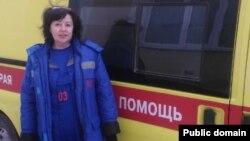 """Тамара Богданова. Фото — профсоюз """"Действие"""""""