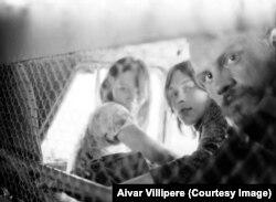 Арестованные в Крыму хиппи