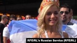 Atmosfera u Rusiji tokom Svetskog prvenstva u fudbalu