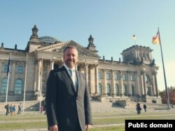Deputatul german Bernd Fabritius