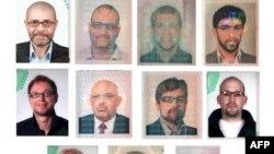 Интерпол поместил в список особо разыскиваемых 11 человек