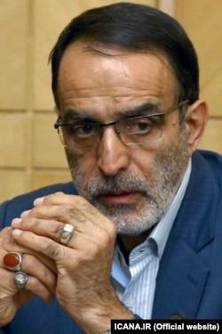 Iranian conservative MP, Javad Karimi Qoddoussi.