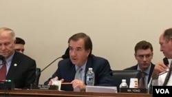 اد رویس، رئیس کمیته روابط خارجی مجلس نمایندگان