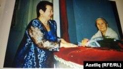 Лима ханымның әнисе Камилә опера театрында ансамбль концертында