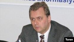 Avropa Şurasının Azərbaycan üzrə həmməruzəçisi Andres Herkel, 2 noyabr 2006