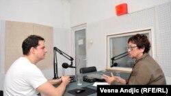 Branka Mihajlović i Zoran Kesić