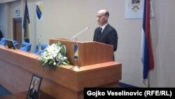 Ramiz Salkić na komemorativnoj sjednici