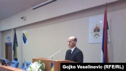 Ramiz Salkić, potpredsjednik RS
