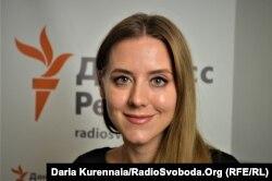 Людмила Долгоновська, начальниця управління стратегічних комунікацій Луганської обласної державної адміністрації 2016-2018 років