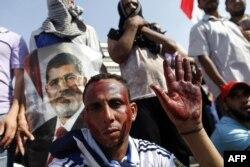 Mohamed Morsi-nin tərəfdarları