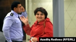 Azerbaijani journalist Khadija Ismayilova has been held in pretrial detention since December 5.