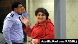 Azerbaijani journalist Khadija Ismayilova has been held in pretrial detention since December 5.