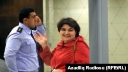 Khadija Ismayilova Is Released From Prison