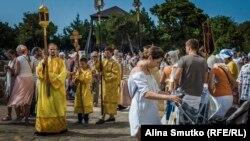 Хрещення Русі в Севастополі 28 липня 2017 року