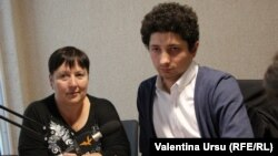 Valentina Ursu şi Radu Marian