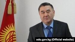 Жапаркул Ташиев.