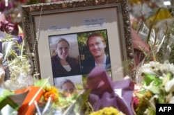 توری جانسون و کاترین داوسون (راست) قربانیان گروگانگیری در سیدنی