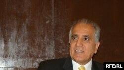 زلمی خلیلزاد سفیر سابق امریکا در افغانستان