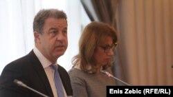 Serž Bramerc, glavni tužilac sudskog Mehanizma u Hagu