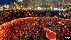 Прага прощается с Вацлавом Гавелом