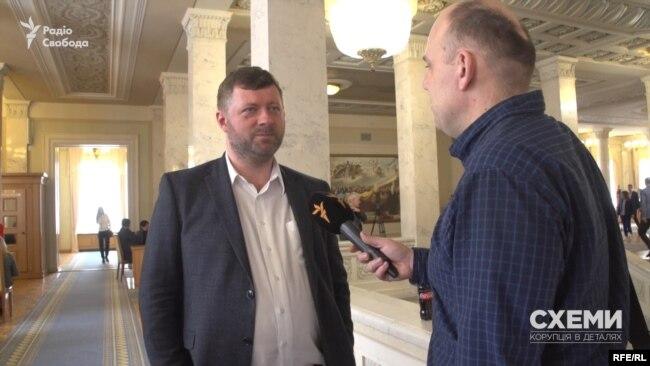 «Віктор Пінчук? Це український бізнесмен», – Олександр Корнієнко