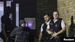 Полицейская операция в городе Бюсси-Сен-Антуан