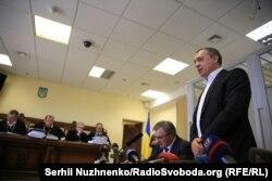 Судове засідання у справі Миколи Мартиненка