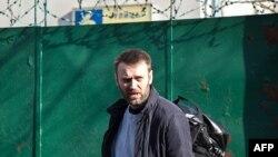 Алексей Навальный 6 марта этого года, после 15 суток административного ареста