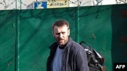 Aleksei Navalny - Moskë