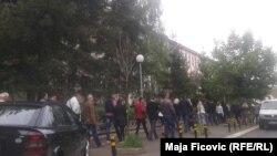 Serbët votojnë në veri të Mitrovicës për zgjedhjet parlamentare serbe, 24 prill 2016