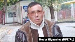 Нурлан Тургунбаев.