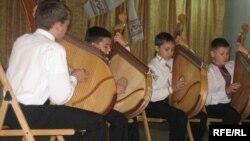 Фестиваль відкривали наймолодші кобзарі